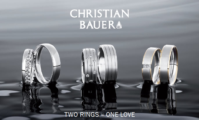 Christian Baeur Rings